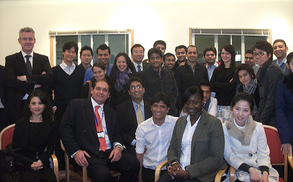 MBA CAPCO visit