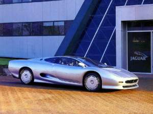 Jaguar XC220
