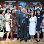 Brunel welcomes scholars from Kazakhstan