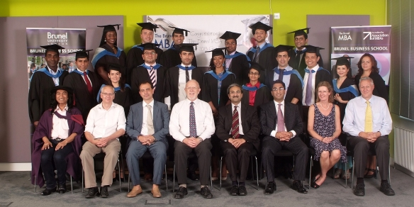 MBA GROUP July 2013