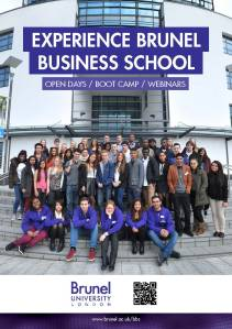 Other Applicant Initiatives in Brunel Business School
