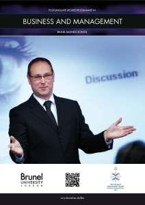Postgraduate Programmes Brochure