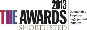 BBS was also shortlisted in the category: Outstanding Employer Engagement of the Year