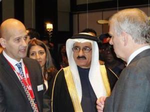 Z Irani in Bahrain