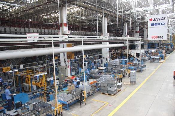 factory visit  in Turkey