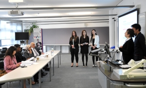 BBS MSc Corporate Brand Management Presentations 7A