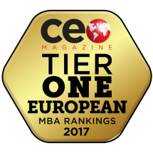 CEO European Tier 1 2017