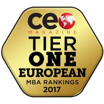 CEO European Tier 1 2017